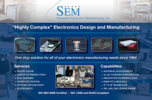 SEM's Booth #213 at the Design2Part Conference